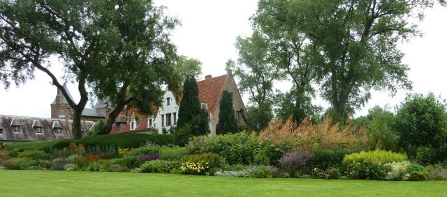 Visite jardins du chateau d 39 oostkerke for Jardins ouverts 2016